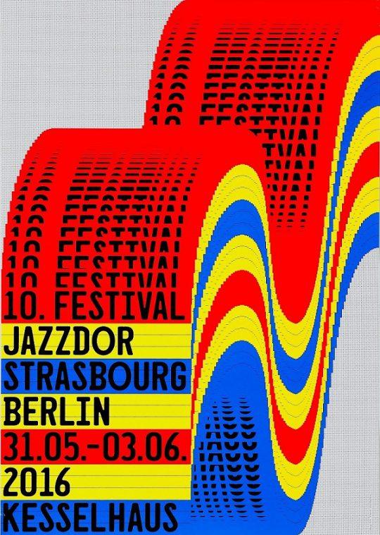 "HELMO (COUDERC, THOMAS & VAUCHEZ, CLÉMENT) (FRANCE) ""JAZZDOR STRASBOURG-BERLIN"" 2016"
